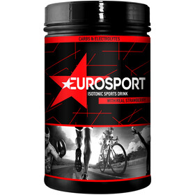 Eurosport nutrition Isotonic Sports Drink Powder 600g, strawberry